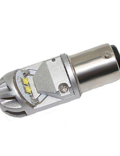 ZSQ Vendita calda DeVille Escalade 12V 1157 40W CREE LED Auto spia indicatori di direzione auto LED freno la lampadina della luce di retromarcia , da bianco a bianco #5241