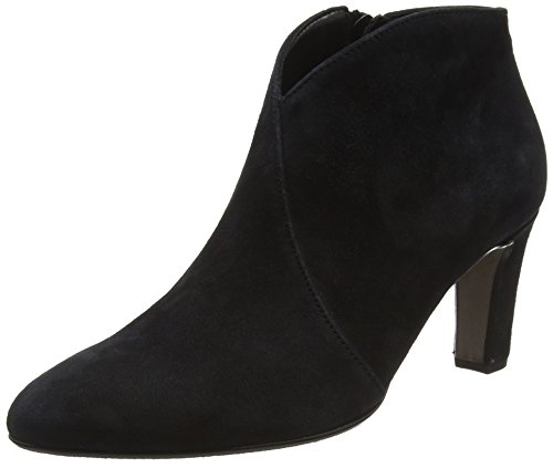 Gabor Shoes Fashion, Stivaletti Donna, Blu (Pazifik 16), 37 EU