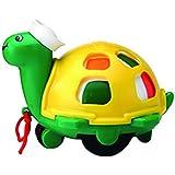 Funskool Preschool Twirly Whirly Pull along Turtle