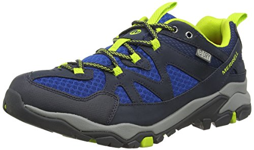 merrell-tahr-waterproof-mens-lace-up-low-rise-hiking-shoes-ebony-tndr-shoots-7-uk