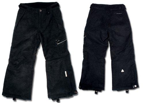 Icepeak Kinder Skihose Cordhose SAWYER JR Hose Schneehose schwarz online bestellen