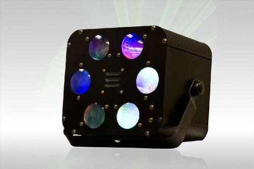 New LED Disco DMW DJ Party Dance Floor Light Club Music Lighting