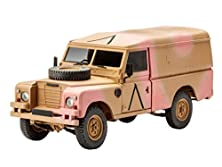 buy Revell Germany British 4X4 Off-Road Vehicle 109 Model Kit (1:35 Scale)