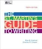 The St. Martins Guide to Writing
