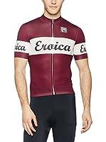 Santini Maillot Ciclismo (Vino)