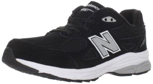 New Balance Kj990 Lace-Up Running Shoe (Little Kid/Big Kid),Black,6 M Us Big Kid front-1031919