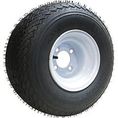 Golf Cart Tire & Wheel by No Manufacturer