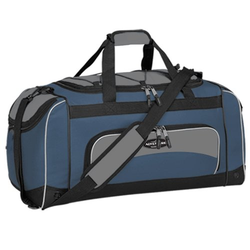 adventurer-duffel-collection-24-sport-duffel-with-wet-shoe-pocket-in-navy-and-black
