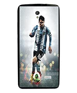 Techno Gadgets back Cover for Intex Aqua Dream 2