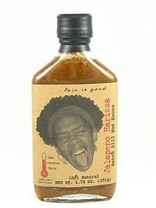 Pain Is Good Diva Jalapeno Harissa Hot Sauce 112 from Original Juan