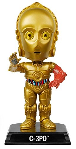 Funko - Figurine Star Wars Episode 7 - Bobble-Head C3Po 18Cm - 0849803062408