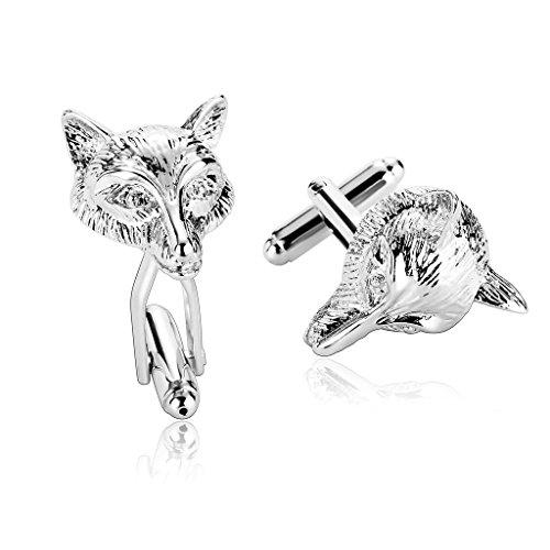 alimab-jewelry-mens-cuff-links-fox-head-alloy-polished-style-silver-stainless-steel-men-cufflinks