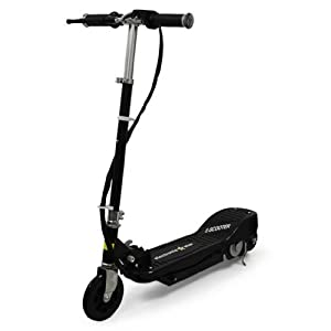 Electric E-Scooter Ride-On Fun 100W V6 16km/h - Black