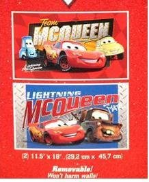 Disney/Pixar Cars Self-Stick Wall Art