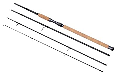 Shakespeare Agility Travel Spin Rod 7ft - 11ft Game Coarse Trout Perch Fishing