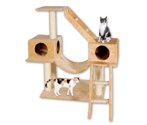 karlie-scratching-tree-basicline-medici-cat-furniture-for-cats