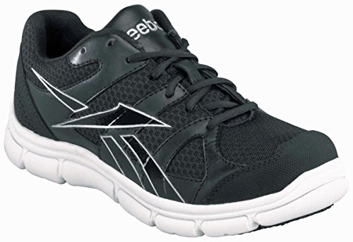 Reebok Work Men's Sport Grip RB2206,Black/White,US 11 W