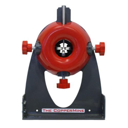 TheCopperMine Manual Wire Stripping Machine, Cable Stripper Tool for Scrap Copper Recycling