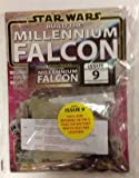Star Wars Build The Millennium Falcon Magazine Issue #9 Scale 1.1 Huge 808mm x 596mm Model