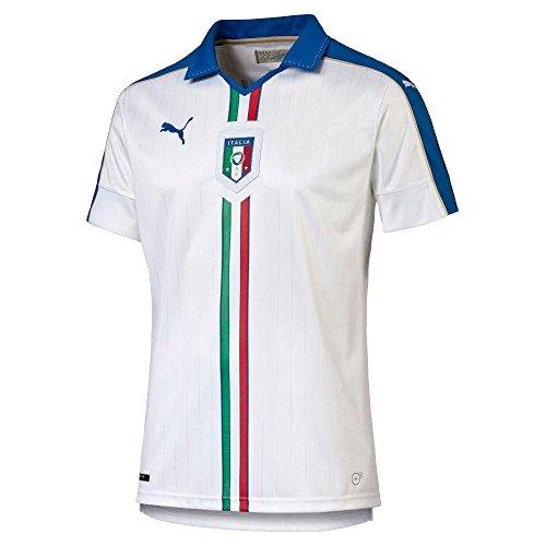 2015-2016 Italy Away Puma Football Shirt