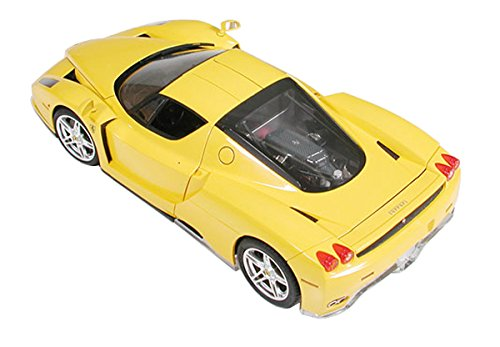 Tamiya - 24301 - Maquette - Enzo Ferrari - Jaune - Echelle 1:24