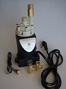 Chilipepper CP6000 Hot Water Demand Pump
