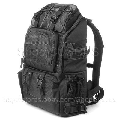 New Pro AW Photo Video D SLR Digital Camera Backpack Bag Heavy Duty