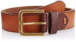 Wac Men's Leather Belt (WRAL0250_Tan) (8907222029241)