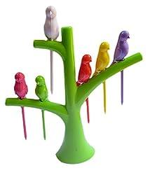 Birds Fruit Fork