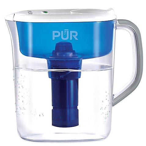 Ultimate 11-Cup Water Filtration Pitcher, Pur® (Pur Water Pitcher 11 Cup compare prices)