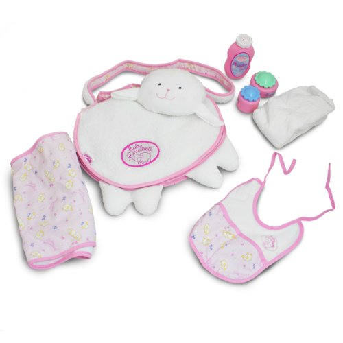 Zapf: Baby Annabell Changing Bag front-671646