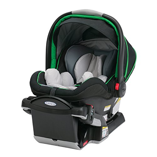 Find Bargain Graco SnugRide Click Connect 40 Infant Car Seat, Fern