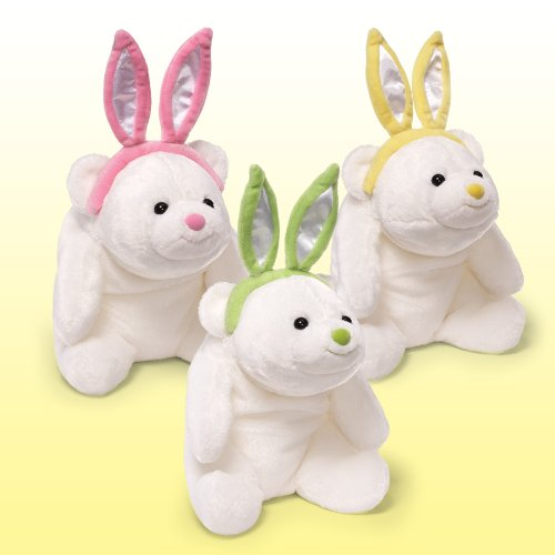 Gund Easter Snuffles With Bunny Ears - Green front-818472