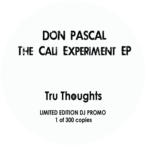 Don Pascal-The Cali Experiment (EP)-WEB-2014-LEV Download