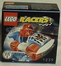 Lego Racers 1239 Subzero