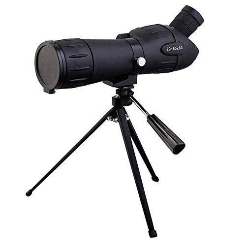 Beileshi 20-60X60 Zoom Super High-Powered Surveillance Birdwatching Monoculars With Tripod
