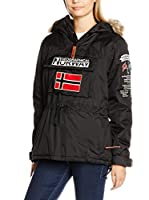 Geographical Norway Chaqueta Building (Negro)
