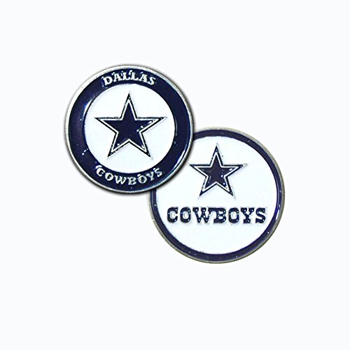 Dallas Cowboys Ball Marker Set - 1
