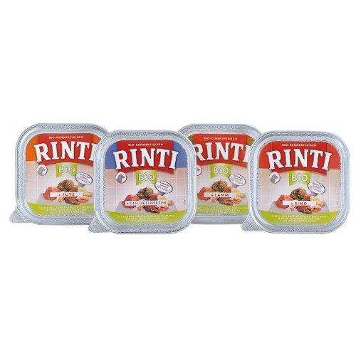 Artikelbild: Finnern Rinti Bio Geflügelherzen 150g