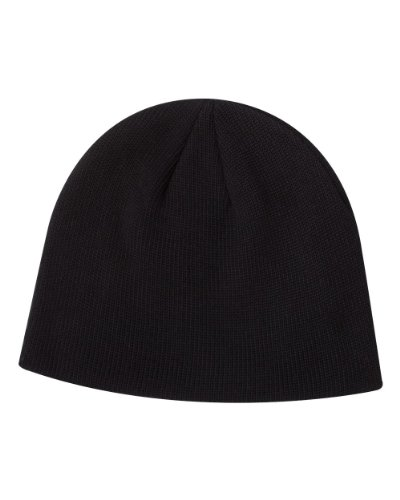 Econscious - Organic Knit Cap - 7040 - Black front-730546
