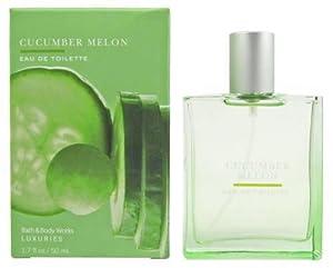 Bath & Body Works Luxuries Cucumber Melon Eau de Toilette 1.7 oz