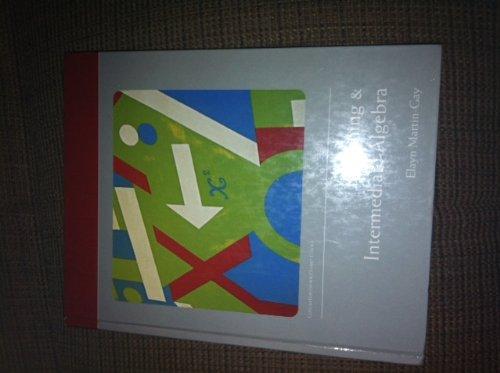 beginning & intermediate algebra 4th edition paperback