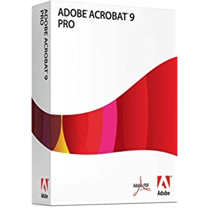 Adobe Acrobat 6 Pro For MAC