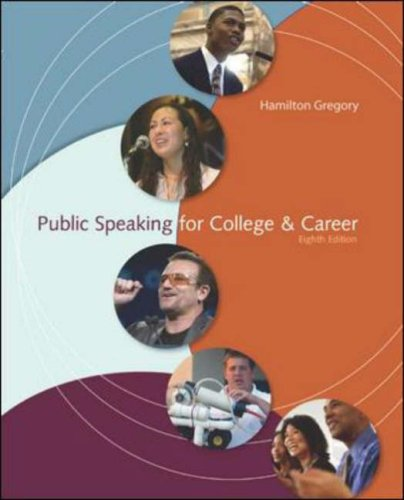 Public Speaking for College and Career with SpeechMate CD-ROM 4.0, Audio CD/BB