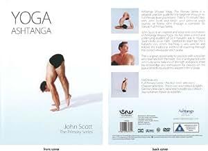 Ashtanga Yoga Primary Series with John Scott DVD
