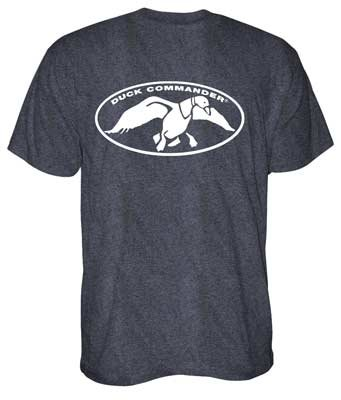 Duck Dynasty Shirt-- Duck Commander Shirt-- Officially Licensed Shirt!!-- Choose Your Color!!-- Purple Logo-- Charcoal (3Xlarge, Charcoal Logo)