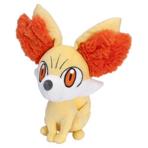 Pokémon Small Plush Fennekin - 1
