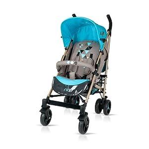 chipolino vip sommer kinderwagen rio turquoise baby. Black Bedroom Furniture Sets. Home Design Ideas
