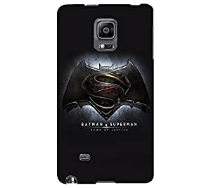 perfect print Back cover for Samsung Galaxy Note 4