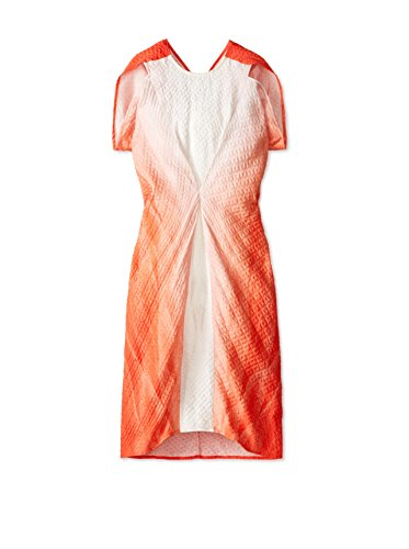 Zero + Maria Cornejo Women's Coral Print Dress